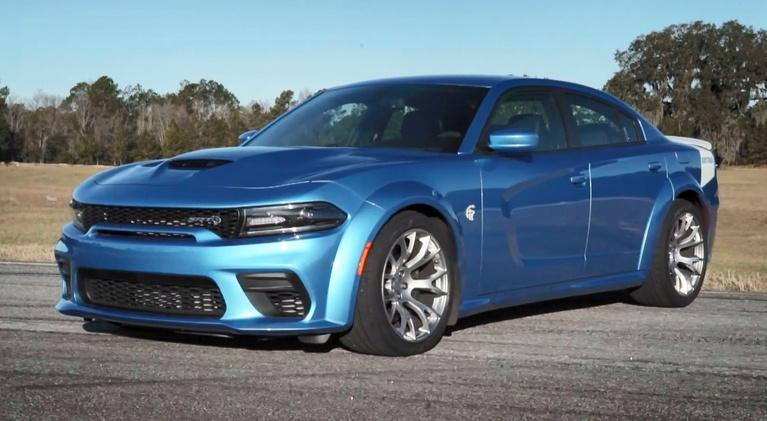 MotorWeek: Dodge Charger SRT Hellcat Widebody & Toyota Highlander