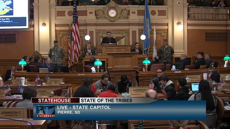 Statehouse: 2020 State of the Tribes Address