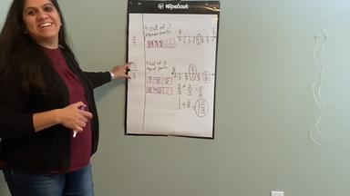 Introduction to Fractions - Musarat Merchant - Fourth Grade