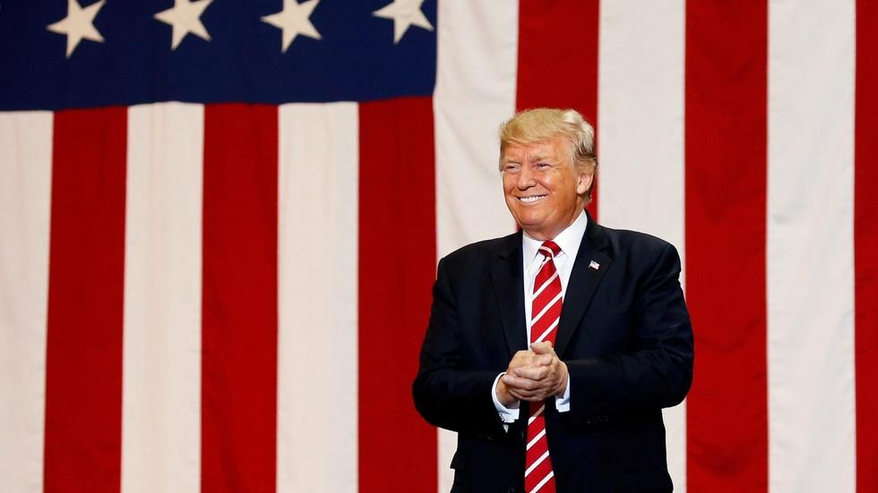 Has Trump been a friend to American workers? image
