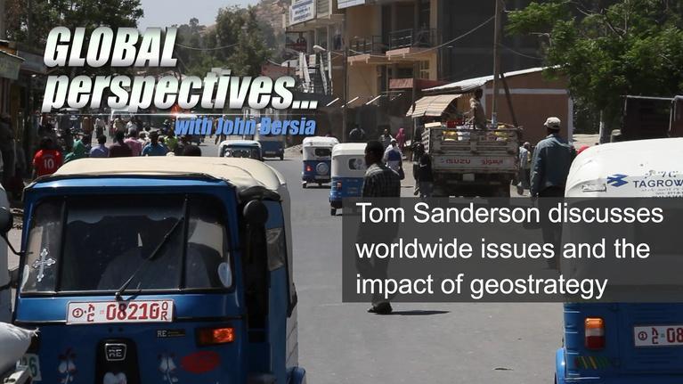 Global Perspectives: Tom Sanderson