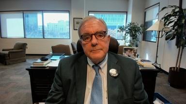 El Paso Mayor Discusses Catastrophic COVID Spike