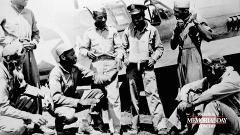 National Memorial Day Concert -- Reflections of a Tuskegee Airman