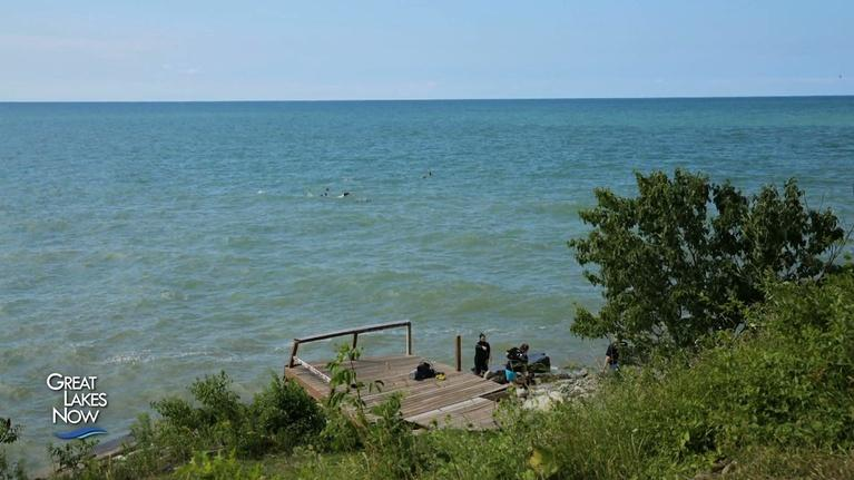 Great Lakes Now: In the Waters