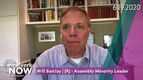 S2020 E25: Assembly Leader Will Barclay on Nursing Home Deaths