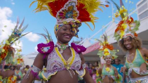 Carnival in The Guadeloupe Islands - Part 2