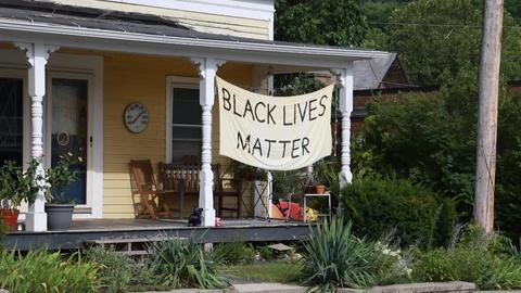 PBS NewsHour -- In rural MA racial injustice persists despite BLM turnout
