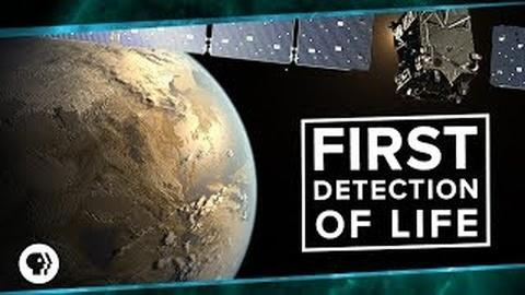 PBS Space Time -- First Detection of Life