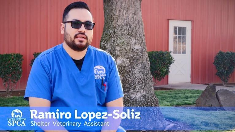 byYou News/Public Affairs: CCSPCA Behind the Kennel: Ramiro