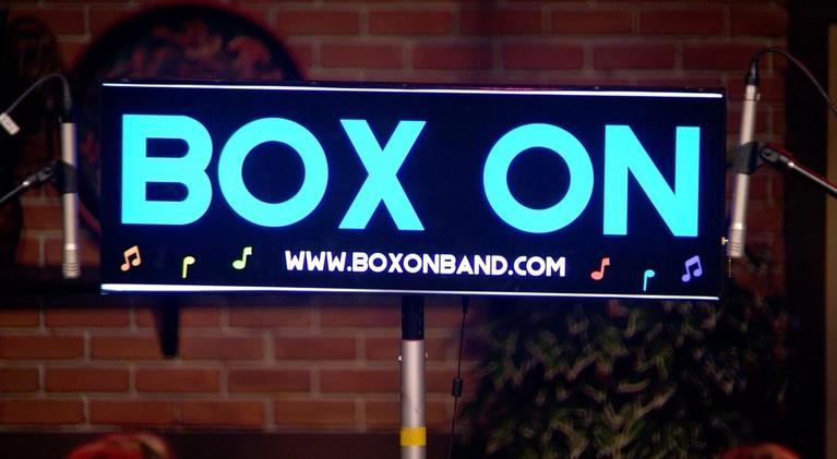 Let's Polka!: Box On, Show Three