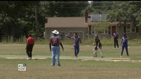 PBS NewsHour -- Can cricket go mainstream in the U.S.?