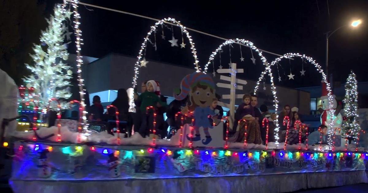 Visalia Christmas Parade 2019 73rd Annual Visalia Candy Cane Lane Parade | byYou Art & Culture | TPT