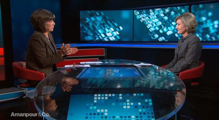 Amanpour and Company: December 4, 2019