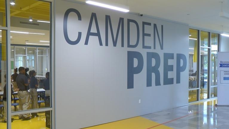NJTV News: School officials say PARCC scores show Camden improving