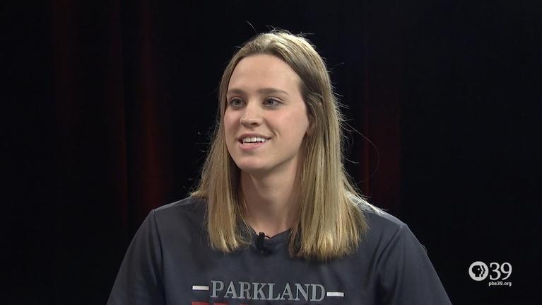 WLVT Athlete of the Week: Female Athlete of the Week Annie Walls
