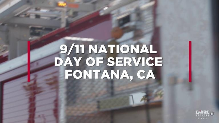 State of the Empire: 9/11 National Day of Service