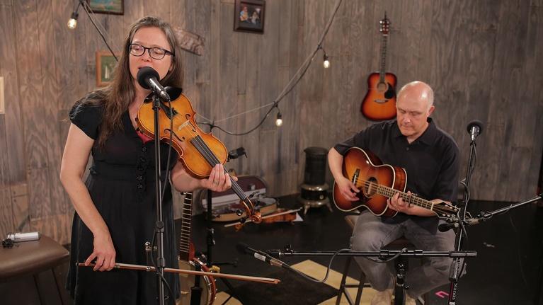 Jam with Dan: Caridwen & Greg Spatz