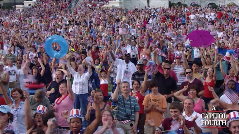 A Capitol Fourth: Coming Together on the Fourth