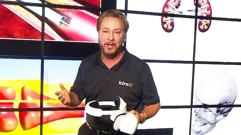 KLRN SciTech Now: Nov. 1, 2018 | Virtual reality in classrooms