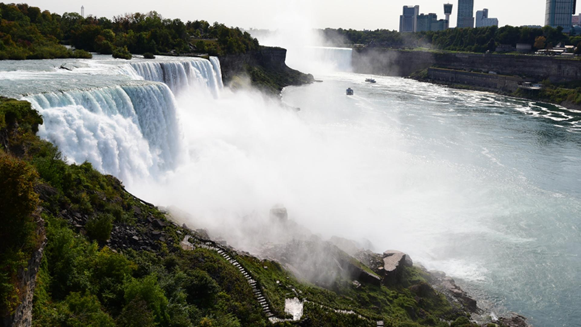 The Fury of the Falls