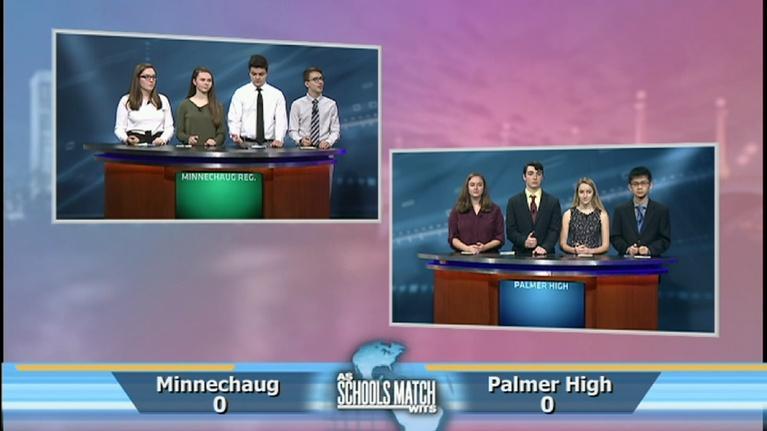 As Schools Match Wits: Minnechaug Regional vs. Palmer (Feb. 16, 2019)