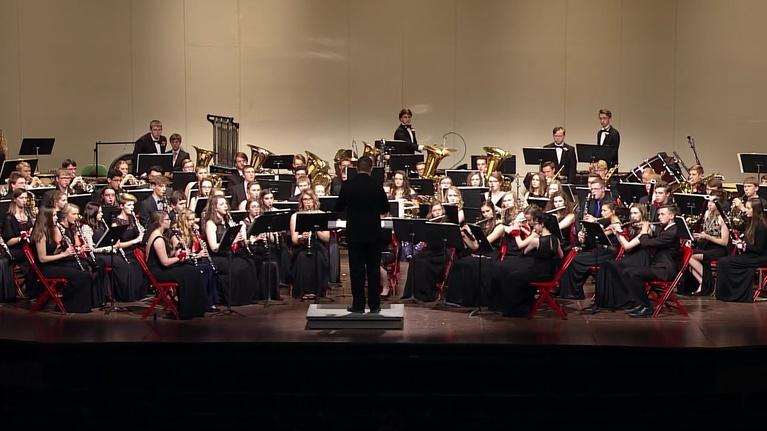 High School Activities: 2018 South Dakota All-State Band Concerts