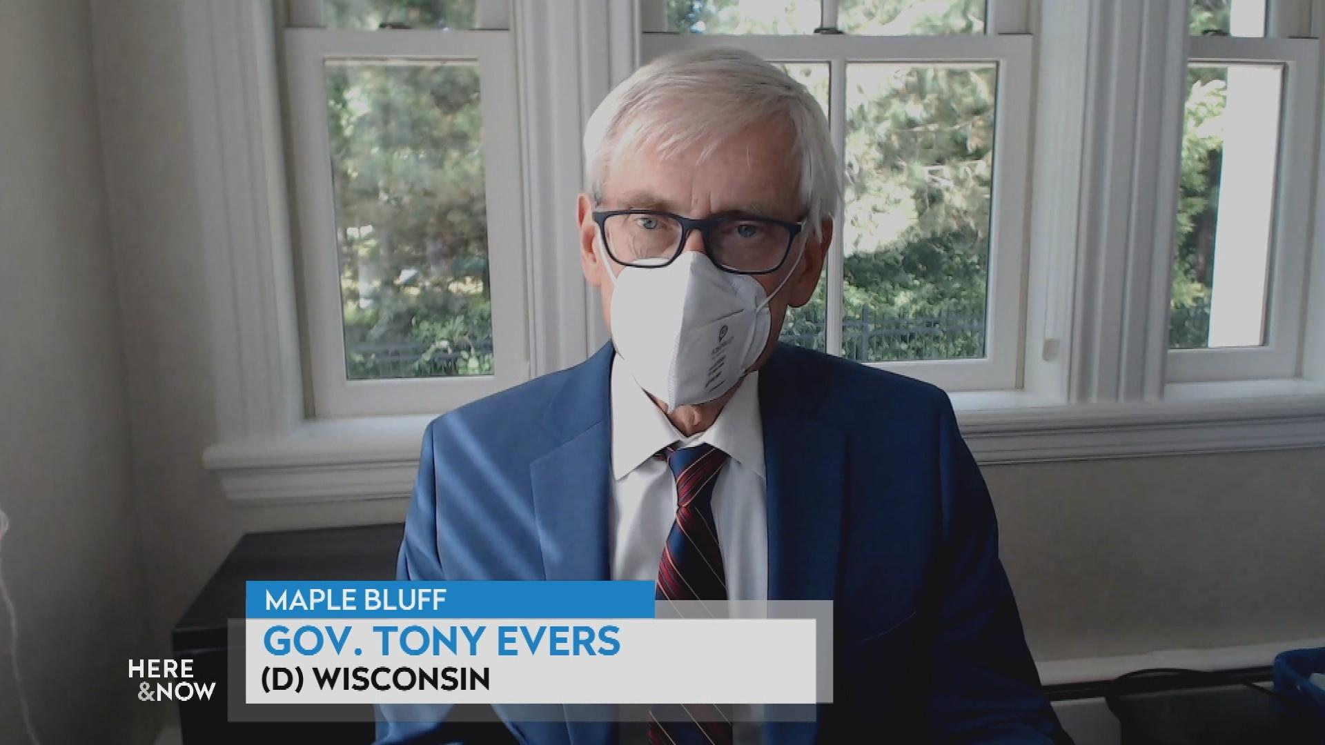Gov. Tony Evers on Police Reform