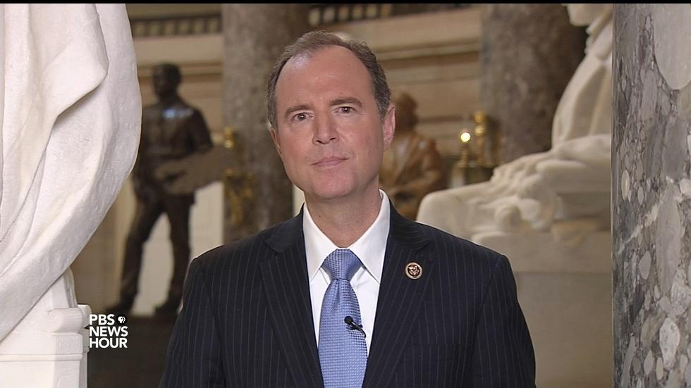 Rep. Schiff on Sessions' refusal to answer Senate questions image