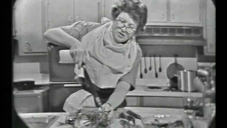 The French Chef with Julia Child: Lobster À L'Americaine