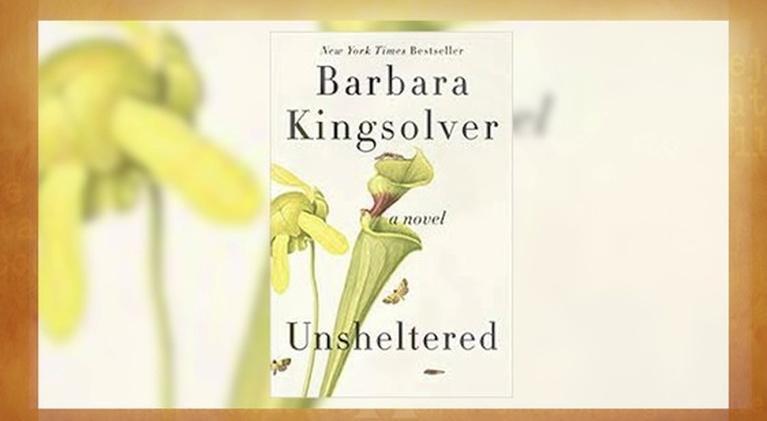 Dinner & A Book: Unsheltered