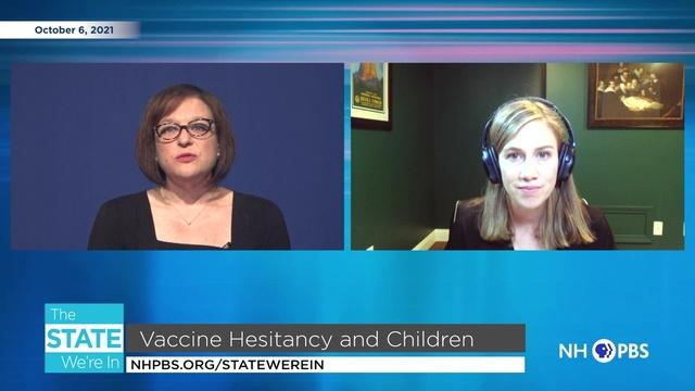 10/6/2021 - Vaccine Hesitancy and Children