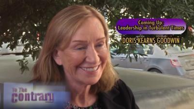 Woman Thought Leader: Doris Kearns Goodwin