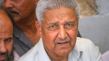 Scientist behind Pakistan's nuclear weapons dies at 85