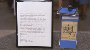 Appraisal: Flown Mercury Camera Viewfinder, ca. 1962