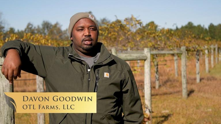 Veterans Affairs: Soldiers Harvest - Davon Goodwin