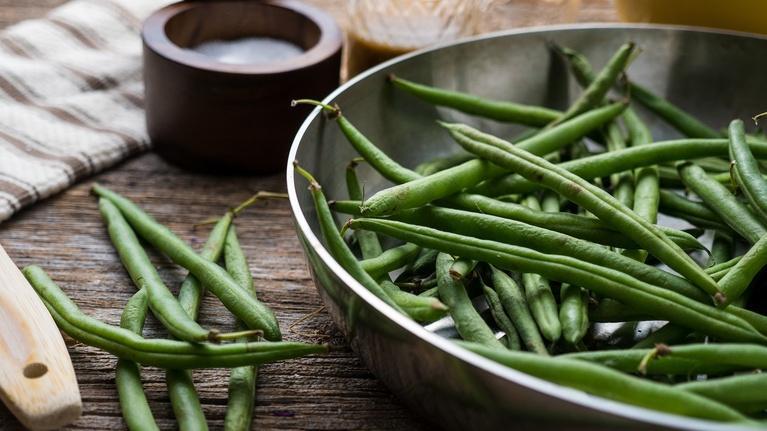 Iowa Ingredient: Green Beans