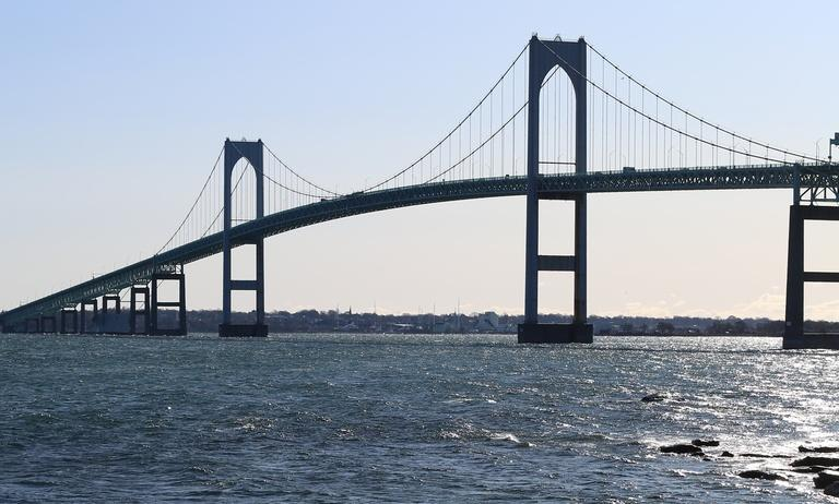 The Newport Bridge: A Rhode Island Icon