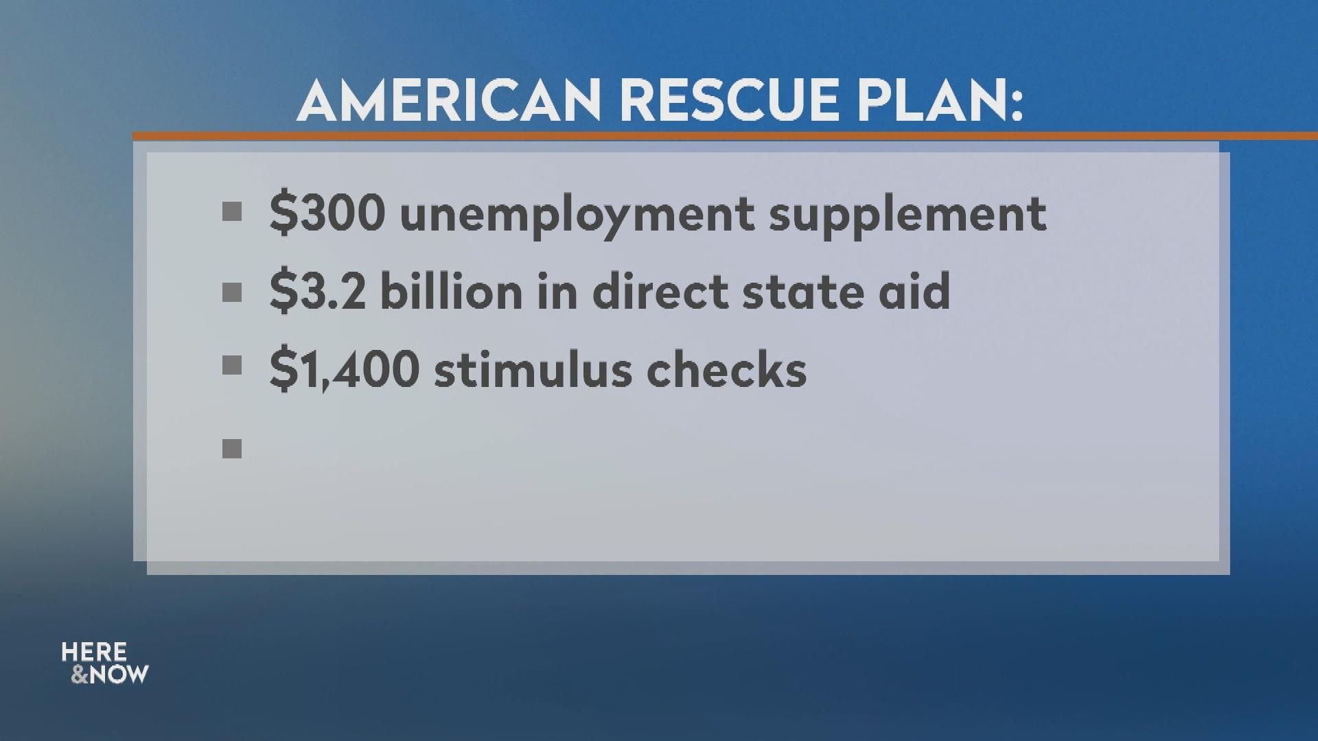 "What the ""American Rescue Plan"" Means for Wisconsin"