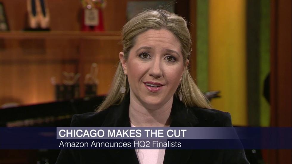 Chicago Moves Forward in Amazon HQ2 Selection Process image