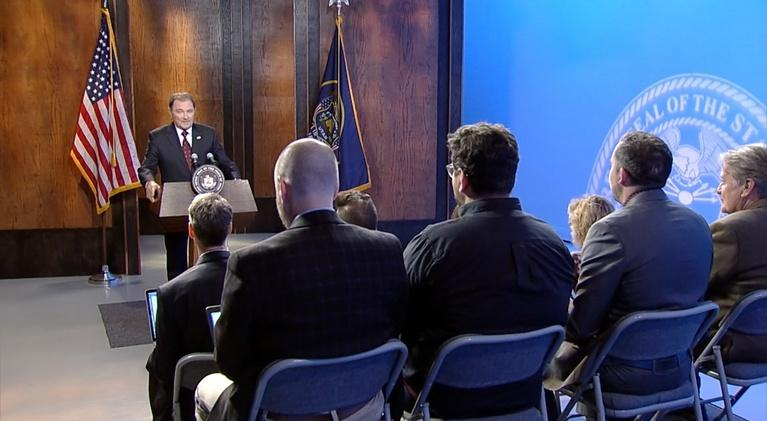 Governor's Monthly News Conference: October 2019