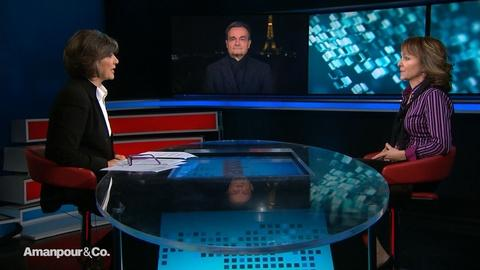 Amanpour and Company -- Gérard Araud and Karin von Hippel on the 2019 NATO Summit