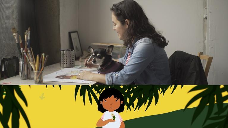 Behind the Lens: Pamela Chavez's Magical Animation Tells Her Migration Story