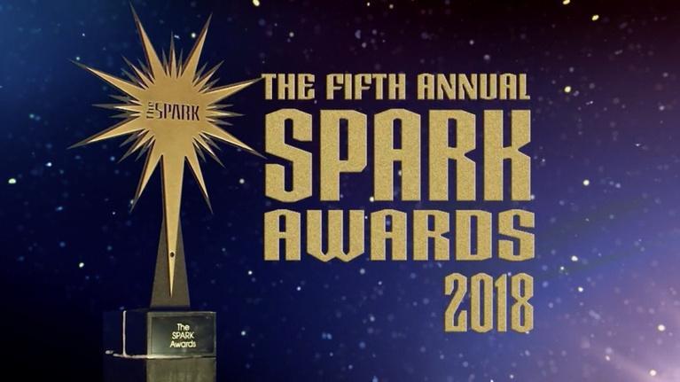 The Spark: The Spark Awards 2018