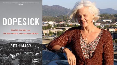 Beth Macy   2019 National Book Festival