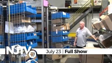 NJTV News: July 23, 2020