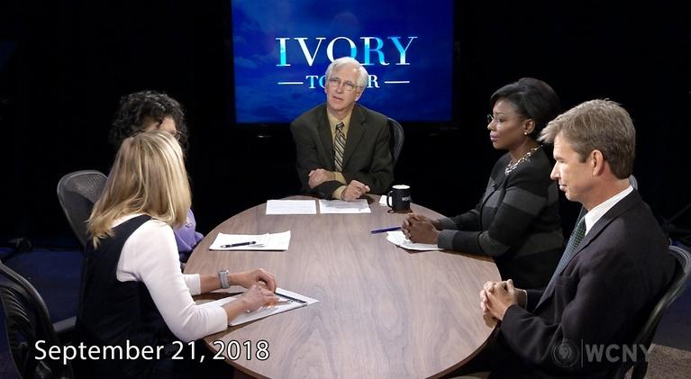 The Ivory Tower: Kavanaugh; Term Limits; Syracuse Top Ten