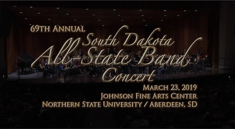 High School Activities: 2019 All-State Band Grand Concert