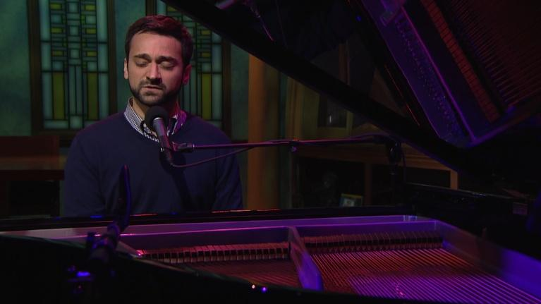 WTTW Playlist: Paris Schutz Sings a Holiday Song That He Wrote