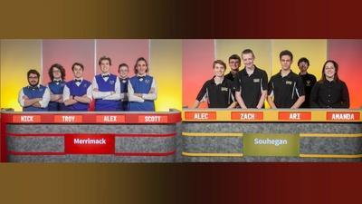 Granite State Challenge | Semifinal Match 1 - Merrimack High Vs. Souhegan High