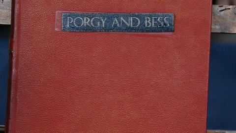 "Appraisal: 1935 Signed ""Porgy & Bess"" Book"